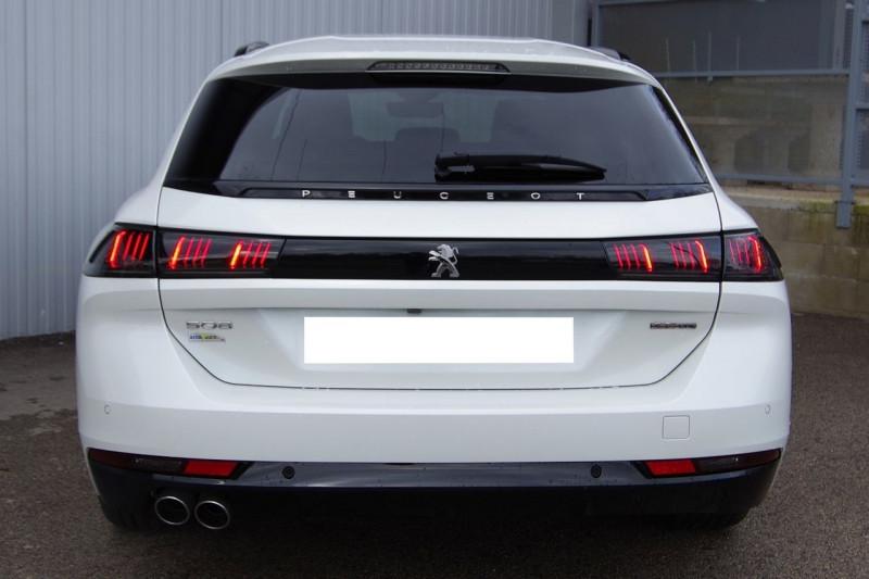 Photo 9 de l'offre de PEUGEOT 508 SW BLUEHDI 160CH S&S GT LINE EAT8 à 33800€ chez ACCEL' AUTO