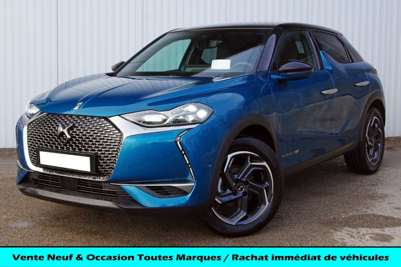 Photo 1 de l'offre de DS DS 3 CROSSBACK BLUEHDI 100CH GRAND CHIC à 25900€ chez ACCEL' AUTO