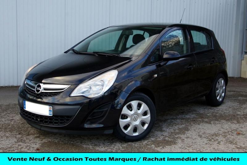Opel CORSA 1.3 CDTI 75 COLOR EDITION 5P Diesel NOIR Occasion à vendre