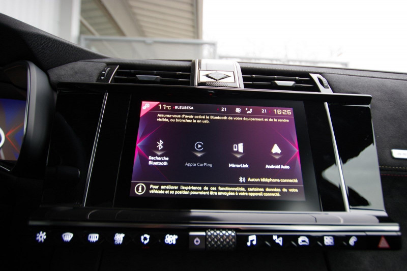 Photo 13 de l'offre de DS DS 7 CROSSBACK 1.6 PURETECH 225 CH PERFORMANCE LINE AUTOMATIQUE à 39800€ chez ACCEL' AUTO