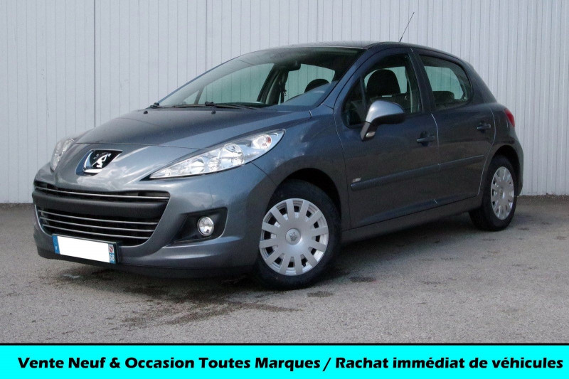 Peugeot 207 1.6 HDI 90 PREMIUM 99G 5P Diesel GRIS Occasion à vendre
