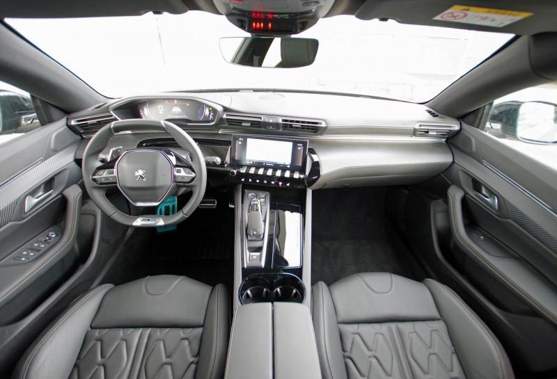 Photo 3 de l'offre de PEUGEOT 508 SW BLUEHDI 160CH S&S GT LINE EAT8 à 36500€ chez ACCEL' AUTO