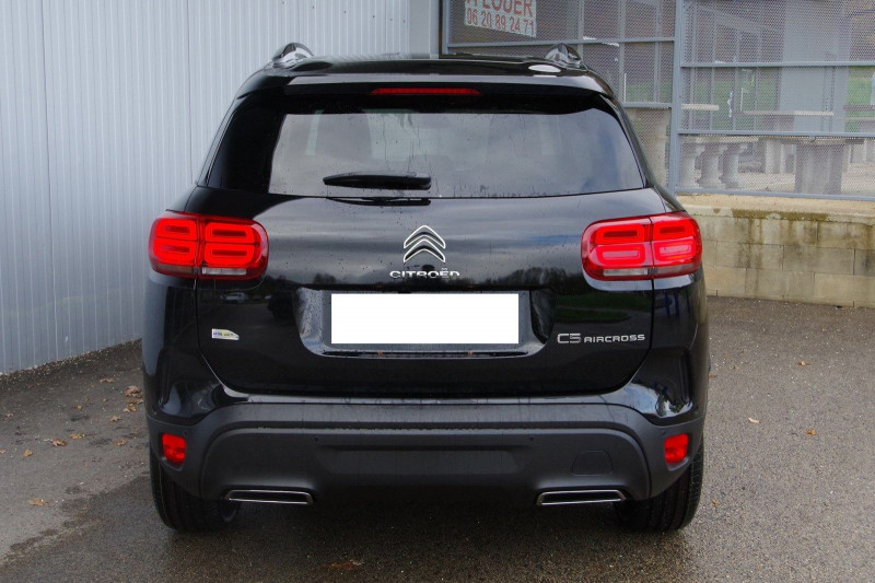 Photo 12 de l'offre de CITROEN C5 AIRCROSS PURETECH 180CH S&S FEEL EAT8 à 28600€ chez ACCEL' AUTO