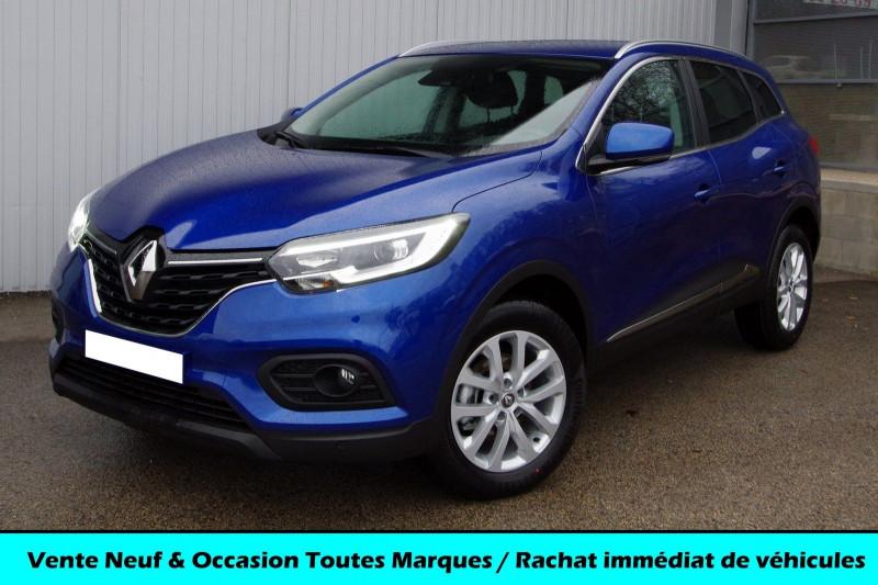 Renault KADJAR 1.5 BLUE DCI 115 BUSINESS EDC Diesel BLEU IRON Neuf à vendre