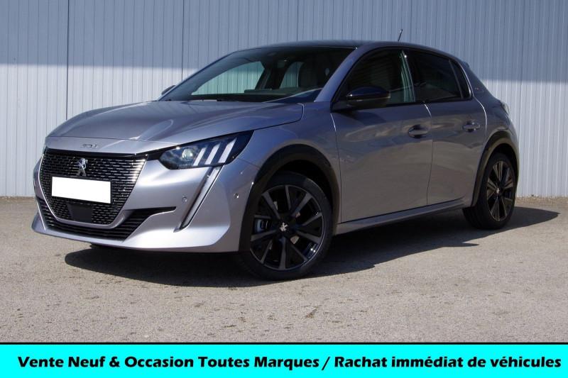 Peugeot 208 1.5 BLUEHDI 100CH S&S GT PACK Diesel GRIS ARTENSE Neuf à vendre