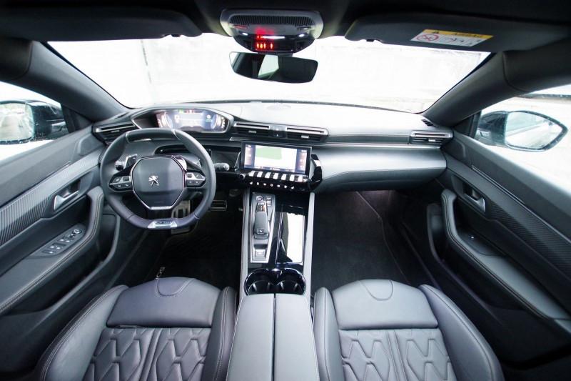 Photo 3 de l'offre de PEUGEOT 508 SW BLUEHDI 160CH S&S GT LINE EAT8 à 36400€ chez ACCEL' AUTO
