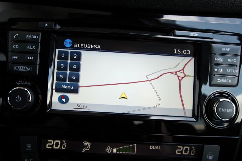 Photo 12 de l'offre de NISSAN QASHQAI 1.6 DIG-T 163CH N-CONNECTA à 17800€ chez ACCEL' AUTO
