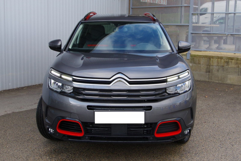 Photo 19 de l'offre de CITROEN C5 AIRCROSS PURETECH 180CH S&S FEEL EAT8 à 28600€ chez ACCEL' AUTO