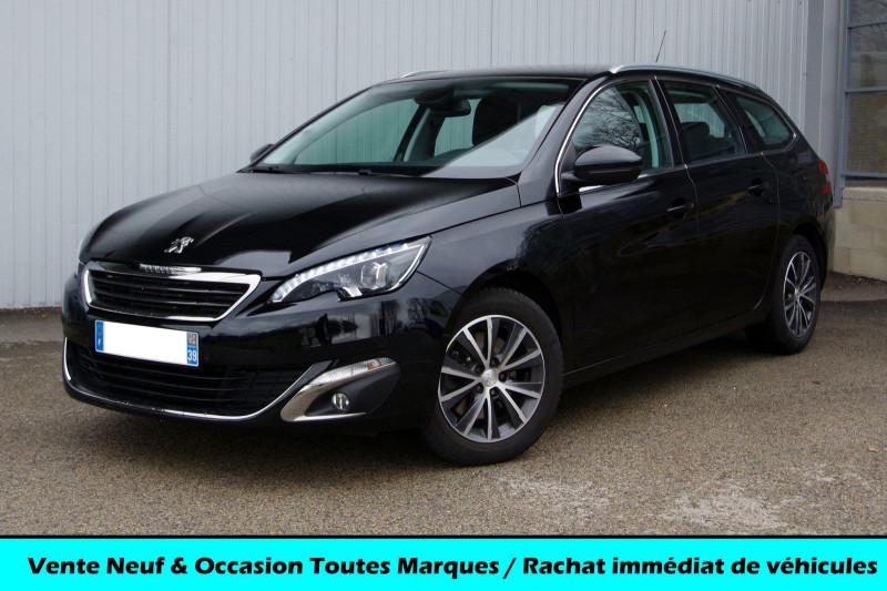 Peugeot 308 SW 2.0 BLUEHDI 150 ALLURE EAT6 Diesel NOIR Occasion à vendre