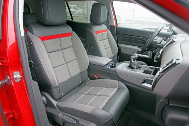 Photo 4 de l'offre de CITROEN C5 AIRCROSS BLUEHDI 130 S&S FEEL à 26500€ chez ACCEL' AUTO