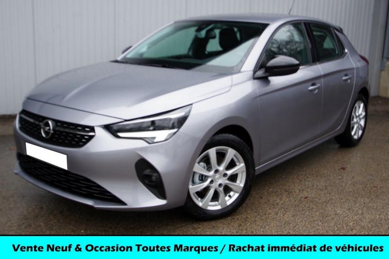 Opel CORSA 1.2 TURBO 100CH ELEGANCE BVA Essence GRIS QUARTZ Neuf à vendre