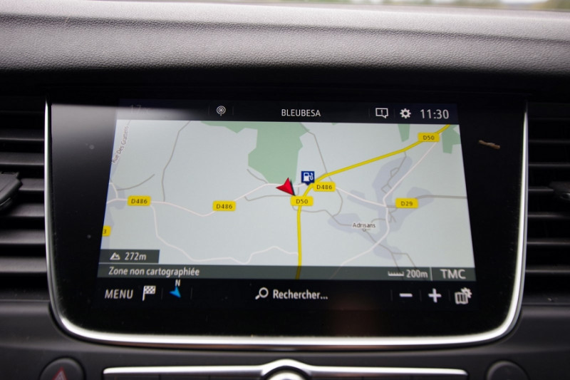 Photo 6 de l'offre de OPEL GRANDLAND X 1.5 D 130CH INNOVATION BVA6 à 21500€ chez ACCEL' AUTO