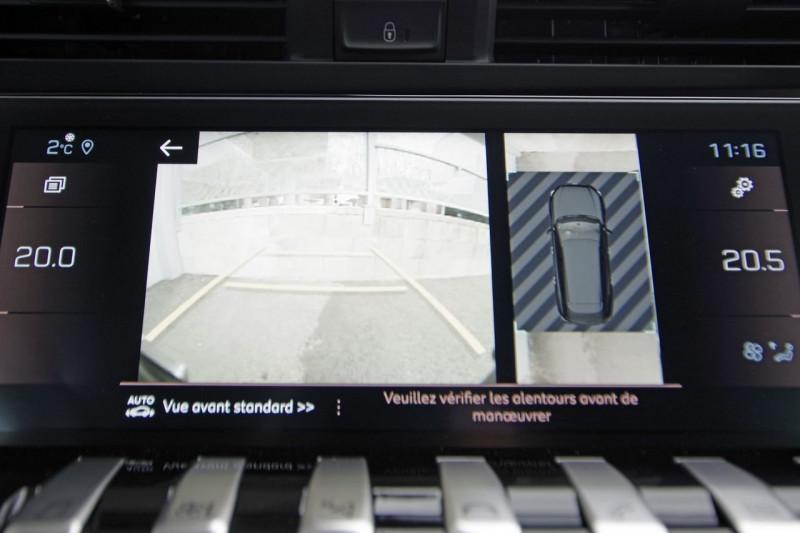 Photo 6 de l'offre de PEUGEOT 508 SW BLUEHDI 160CH S&S GT LINE EAT8 à 33800€ chez ACCEL' AUTO