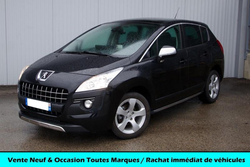 Peugeot 3008 1.6 HDI 112 ALLURE Diesel NOIR PERLA Occasion à vendre