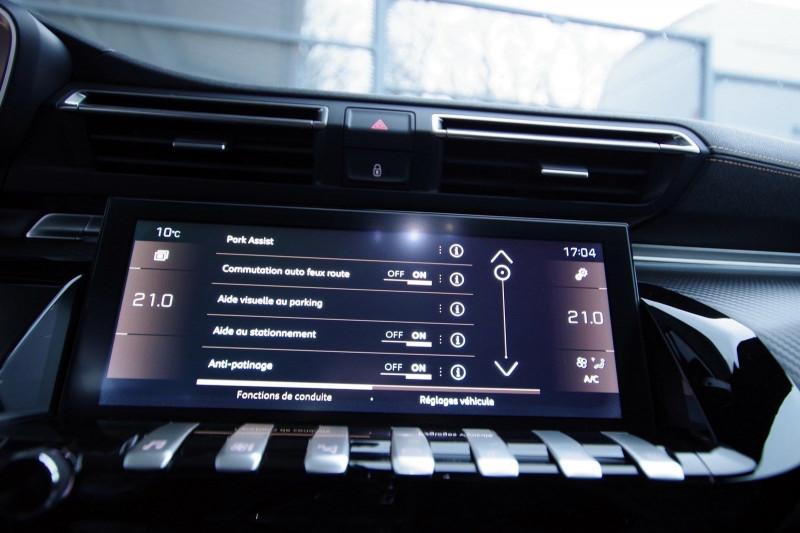 Photo 21 de l'offre de PEUGEOT 508 SW BLUEHDI 160CH S&S GT LINE EAT8 à 36400€ chez ACCEL' AUTO