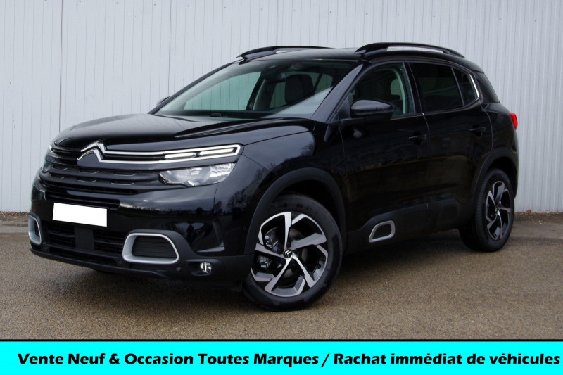 Photo 1 de l'offre de CITROEN C5 AIRCROSS BLUEHDI 130 S&S FEEL EAT8 E6.D à 28950€ chez ACCEL' AUTO