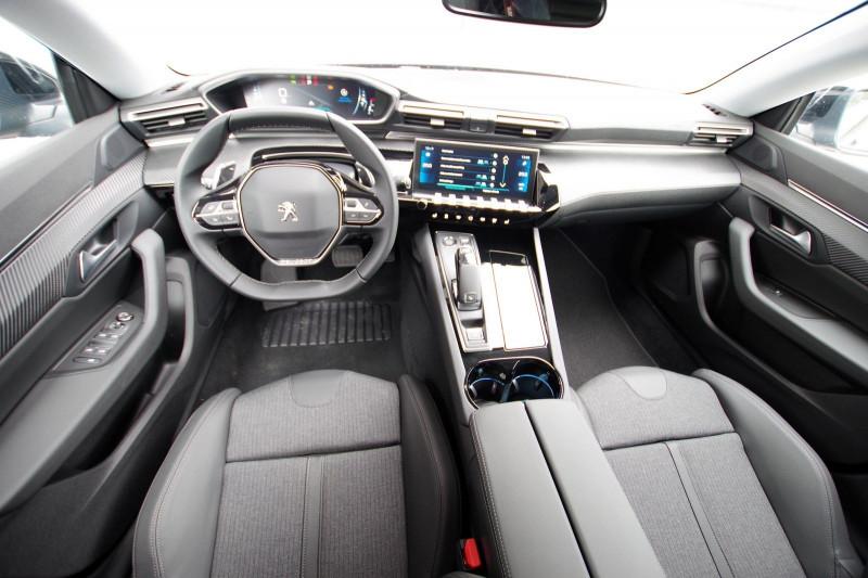 Photo 3 de l'offre de PEUGEOT 508 SW 2.0 BLUEHDI 160 S&S ALLURE EAT8 à 31990€ chez ACCEL' AUTO