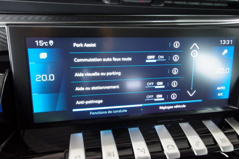 Photo 10 de l'offre de PEUGEOT 508 SW 2.0 BLUEHDI 160 S&S ALLURE EAT8 à 31990€ chez ACCEL' AUTO