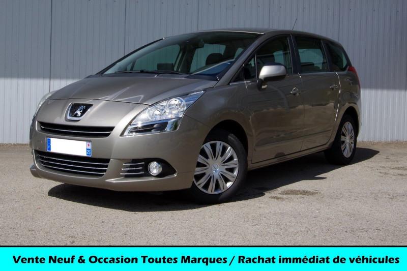 Peugeot 5008 1.6 HDI 112 ACTIVE 7PL Diesel GRIS Occasion à vendre