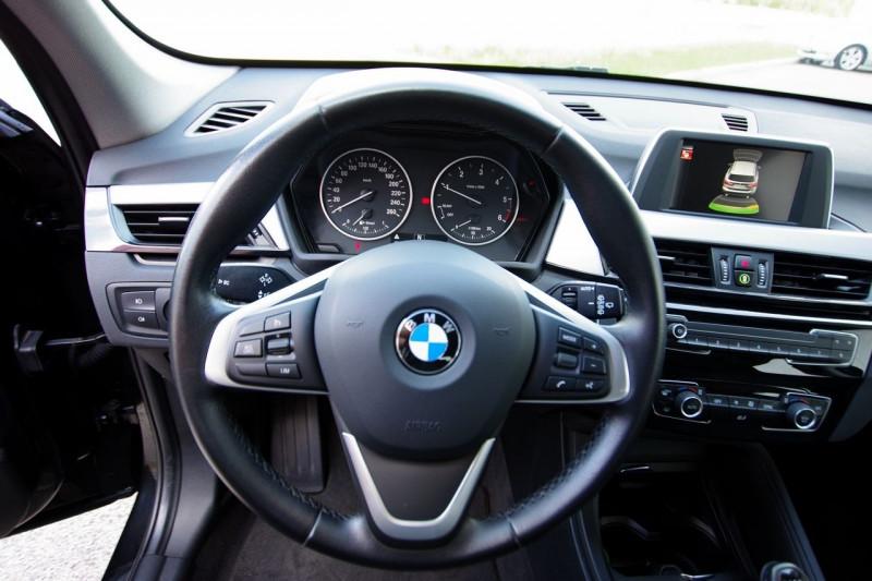 Photo 4 de l'offre de BMW X1 (F48) SDRIVE16D 116CH à 16480€ chez ACCEL' AUTO