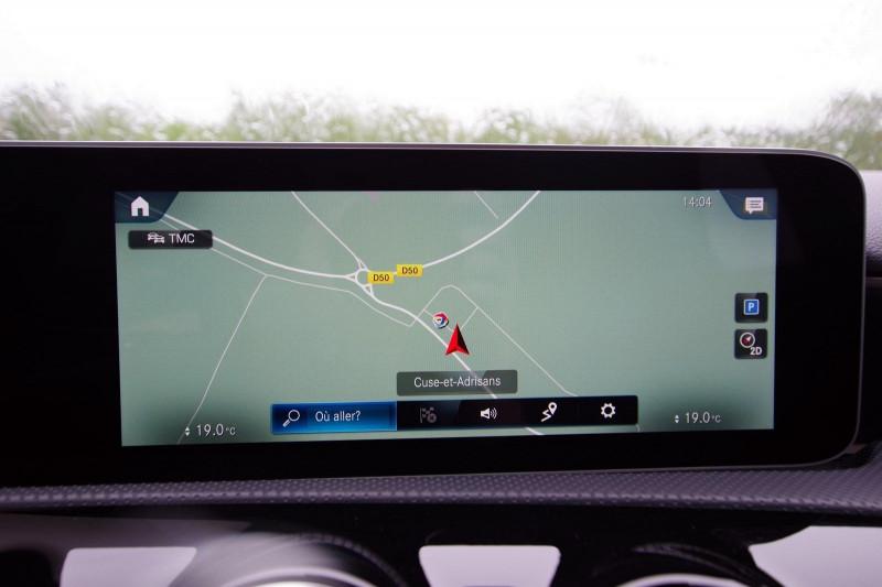 Photo 9 de l'offre de MERCEDES-BENZ CLASSE A (W177) 180 D 116CH AMG LINE 7G-DCT à 27950€ chez ACCEL' AUTO