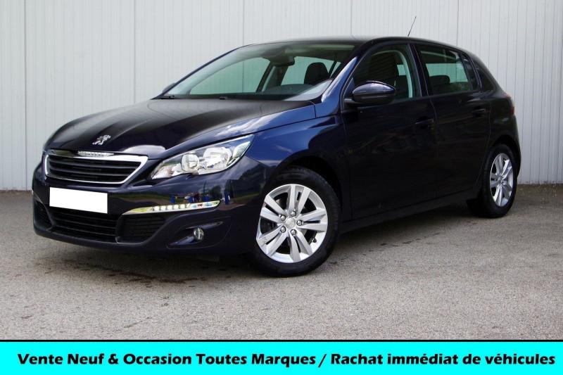Peugeot 308 1.6 BLUEHDI 115 ACTIVE S&S 5P Diesel BLEU ENCRE Occasion à vendre
