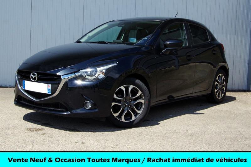 Mazda MAZDA 2 1.5 SKYACTIV-G 115 SELECTION Essence NOIR Occasion à vendre