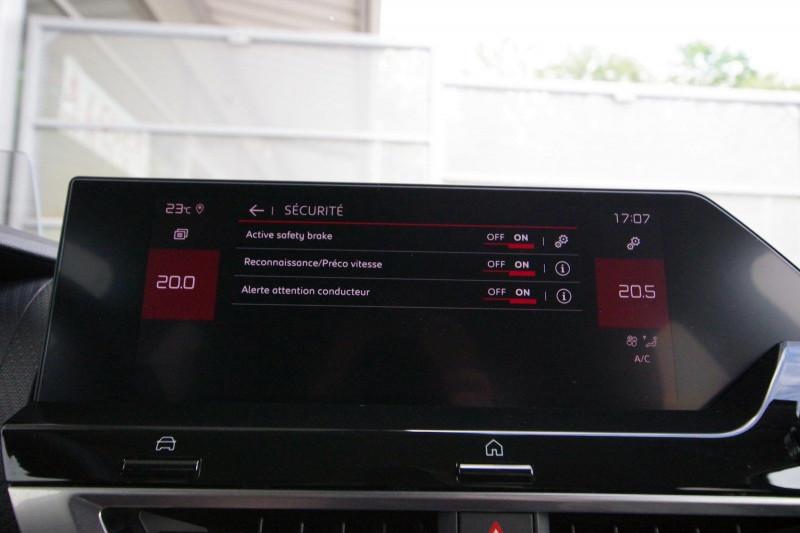 Photo 19 de l'offre de CITROEN C4 BLUEHDI 130CH S&S FEEL PACK EAT8 à 26180€ chez ACCEL' AUTO