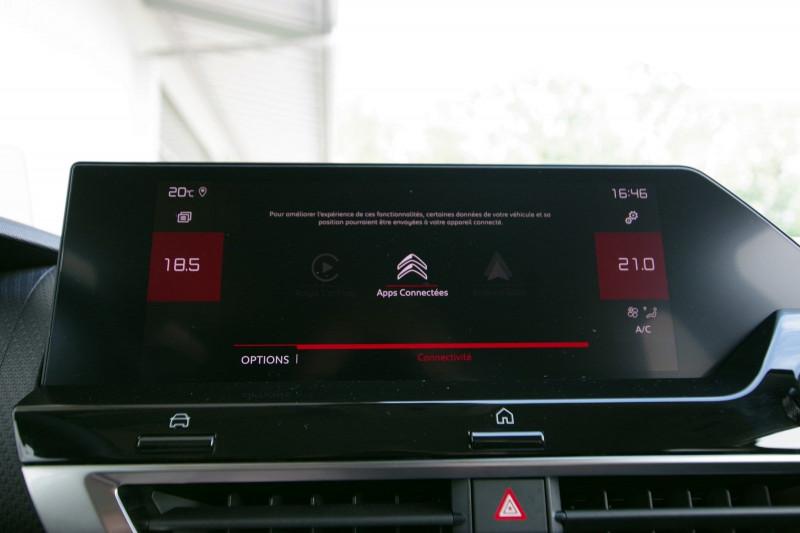 Photo 18 de l'offre de CITROEN C4 BLUEHDI 130CH S&S FEEL PACK EAT8 à 26180€ chez ACCEL' AUTO