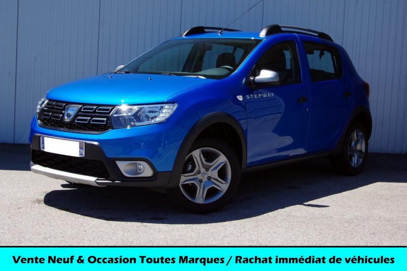 Dacia SANDERO 0.9 TCE 90 CH STEPWAY Essence BLEU Occasion à vendre