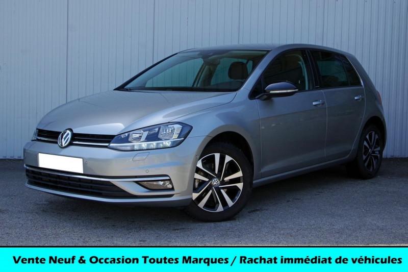 Volkswagen GOLF VII 1.0 TSI 115CH IQ.DRIVE EURO6D-T 5P Essence GRIS Occasion à vendre