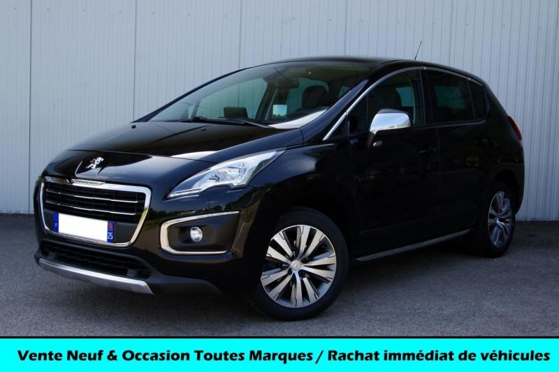 Peugeot 3008 1.6 BLUEHDI 120 ALLURE Diesel NOIR Occasion à vendre