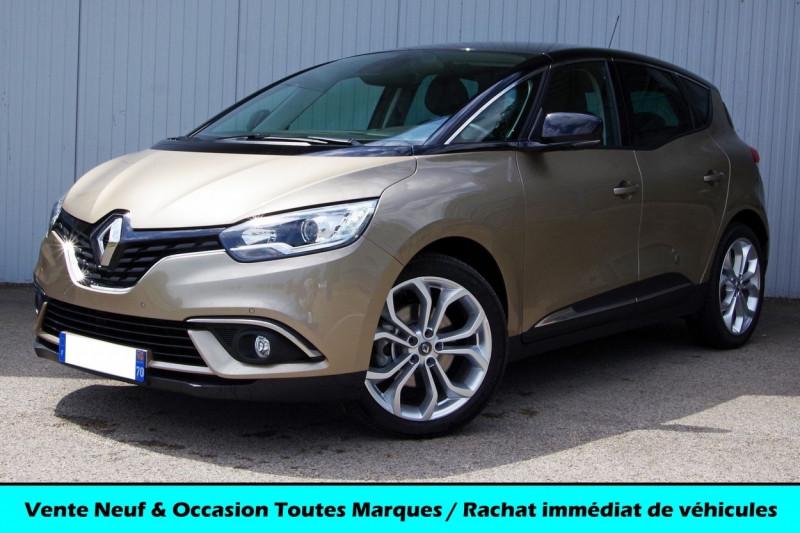 Renault SCENIC IV 1.3 TCE 140 INTENS Essence BEIGE Occasion à vendre