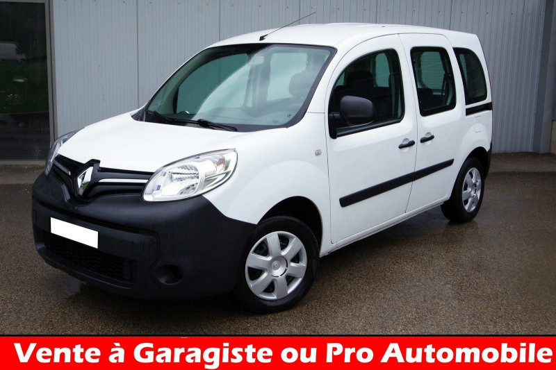 Renault KANGOO II 1.5 DCI 75 LIFE Diesel BLANC Occasion à vendre