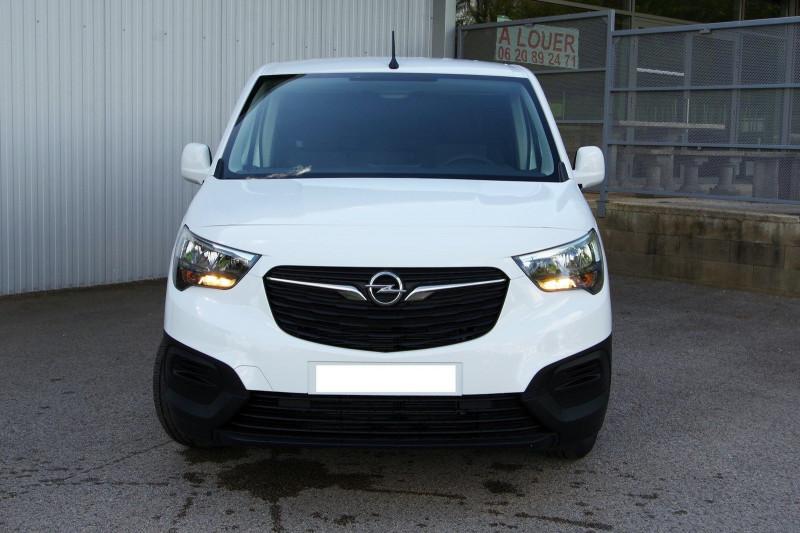 Photo 14 de l'offre de OPEL COMBO CARGO L1H1 650KG 1.5 100CH S&S PACK CLIM à 16800€ chez ACCEL' AUTO