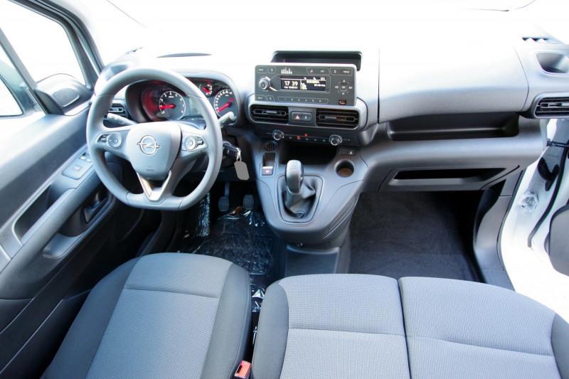 Photo 3 de l'offre de OPEL COMBO CARGO L1H1 650KG 1.5 100CH S&S PACK CLIM à 16800€ chez ACCEL' AUTO