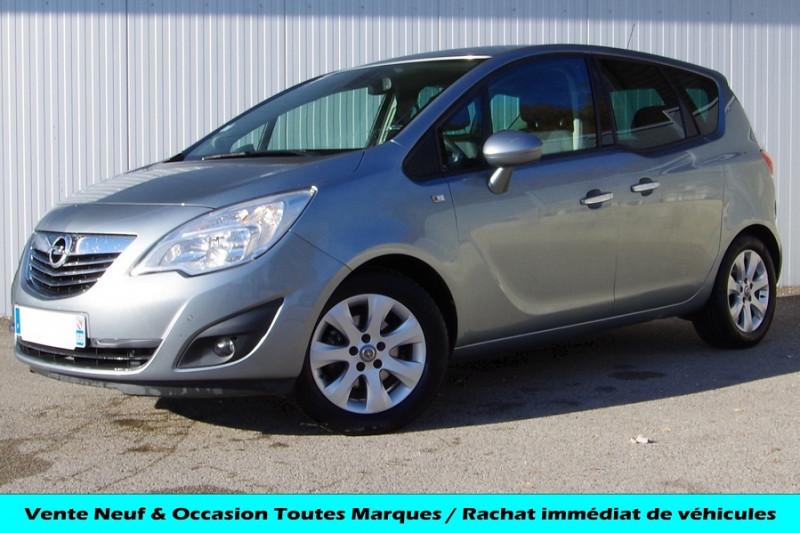 Opel MERIVA 1.4 TURBO TWINPORT 120 CH CONNECT PACK Essence GRIS CLAIR MÉTAL Occasion à vendre