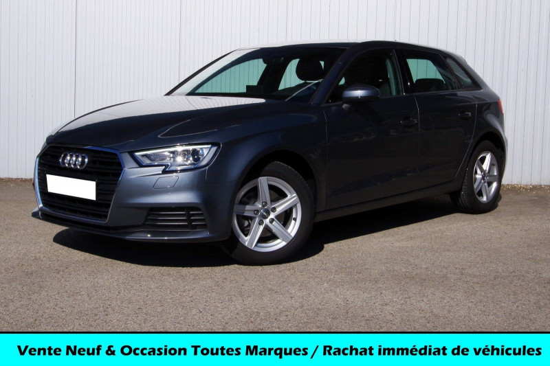 Audi A3 SPORTBACK 1.0 TFSI 115CH Essence GRIS Occasion à vendre