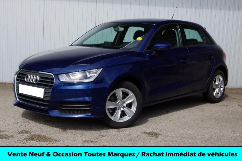Audi A1 SPORTBACK 1.6 TDI 116CH S TRONIC 7 Diesel BLEU Occasion à vendre