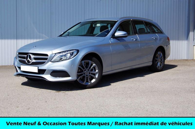 Mercedes-Benz CLASSE C BREAK (S205) 200 D Diesel GRIS Occasion à vendre