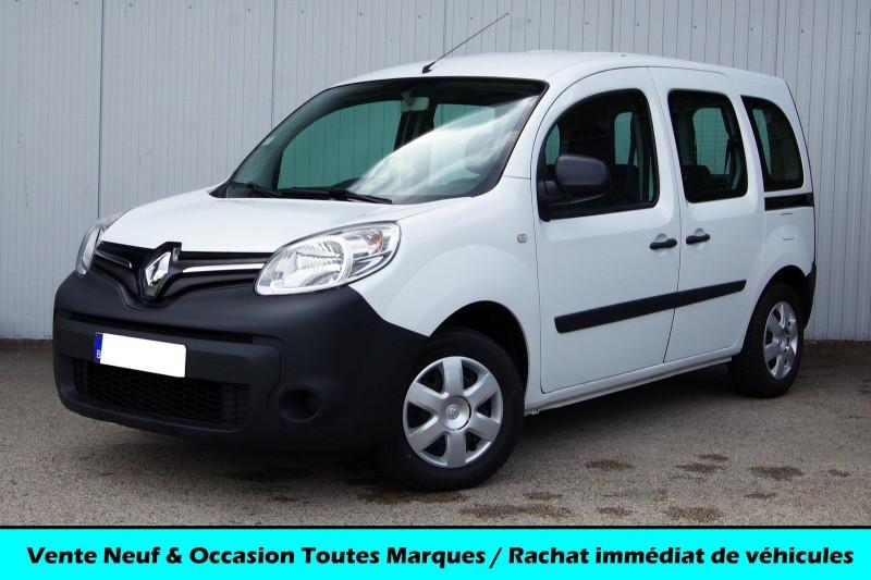 Renault GRAND KANGOO II 1.5 DCI 75 ENERGY LIFE Diesel BLANC Occasion à vendre