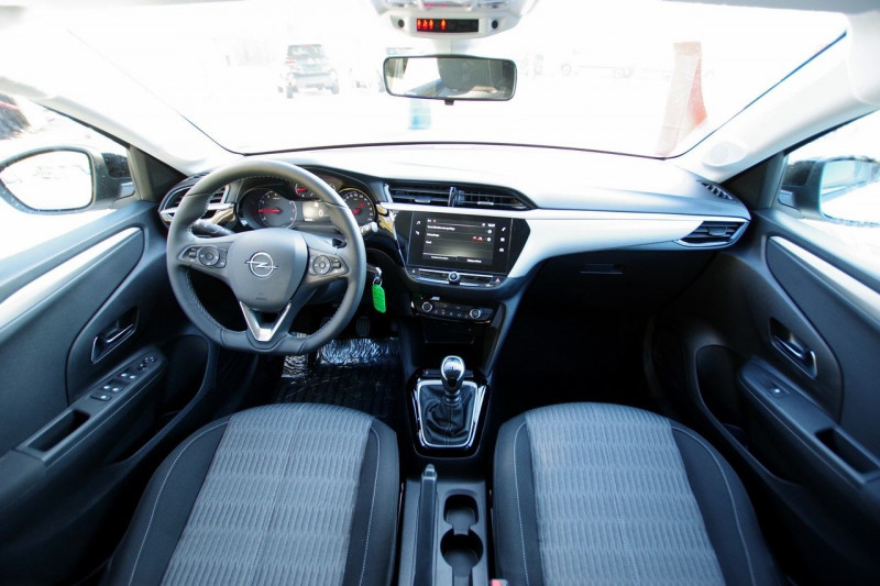 Photo 3 de l'offre de OPEL CORSA 1.2 TURBO 100CH EDITION à 15600€ chez ACCEL' AUTO