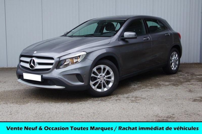 Mercedes-Benz CLASSE GLA (X156) 180 D Diesel GRIS Occasion à vendre