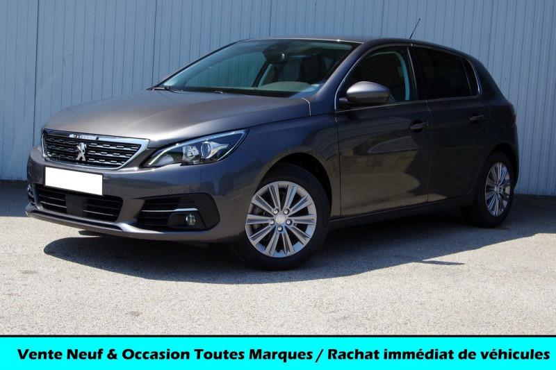 Peugeot 308 1.5 BLUEHDI 130CH S&S ALLURE PACK EAT8 Diesel GRIS PLATINIUM Neuf à vendre