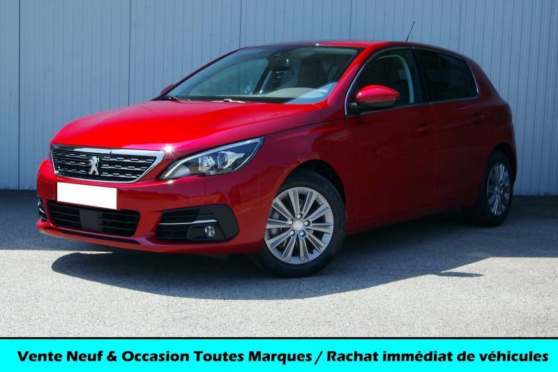 Peugeot 308 1.5 BLUEHDI 130CH S&S ALLURE PACK Diesel ROUGE ULTIMATE Neuf à vendre