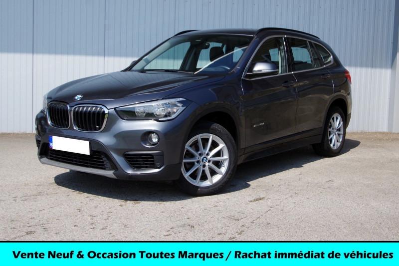 Bmw X1 (F48) SDRIVE18DA 136 CH Diesel GRIS Occasion à vendre