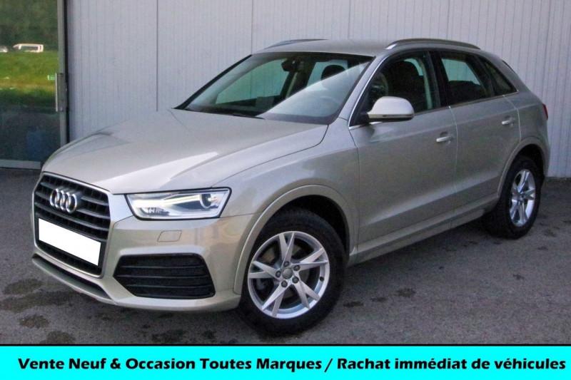 Audi Q3 2.0 TDI 150CH SPORT S TRONIC 7 Diesel BRONZE Occasion à vendre