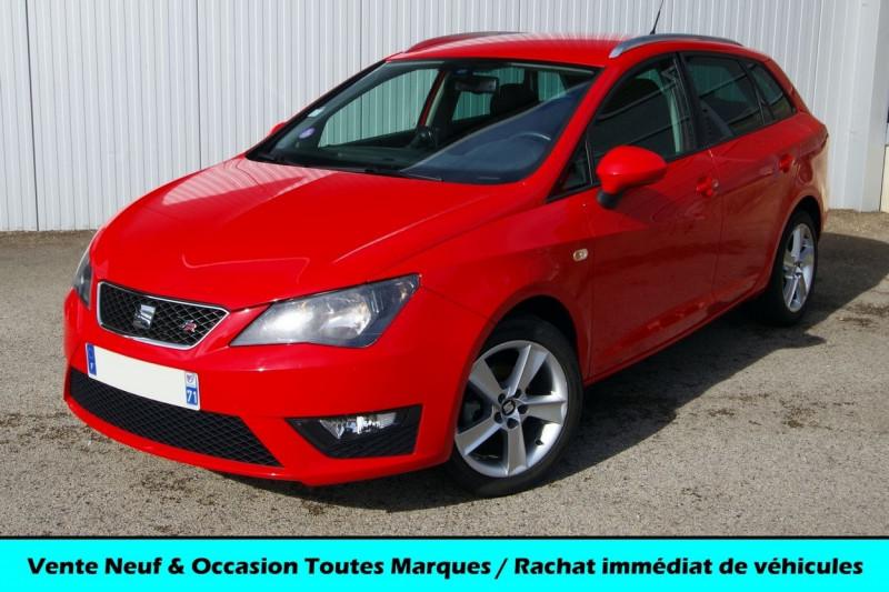 Seat IBIZA ST 1.2 TSI 105CH FR Diesel ROUGE Occasion à vendre