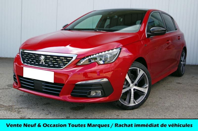 Peugeot 308 1.5 BLUEHDI 130CH S&S GT PACK EAT8 Diesel ROUGE ULTIMATE Neuf à vendre