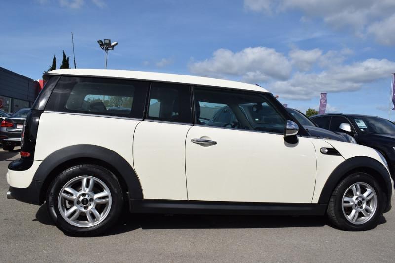 Photo 10 de l'offre de MINI CLUBMAN ONE 98CH à 7900€ chez Univers Motors